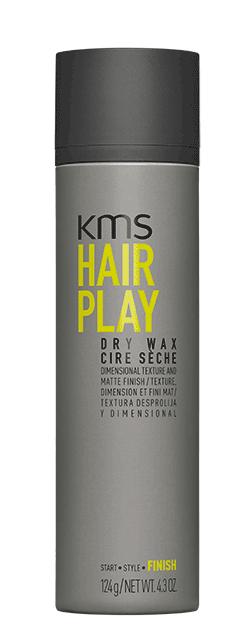 Kms Hair Play Dry Wax 150ml Haargoed